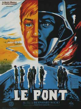 The Bridge - 11 x 17 Movie Poster - French Style A