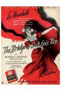 The Bridge of San Luis Rey - 27 x 40 Movie Poster - Style A