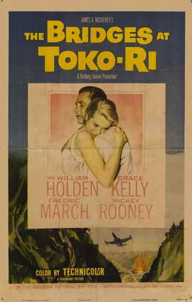 The Bridges at Toko-Ri - 11 x 17 Movie Poster - Style A