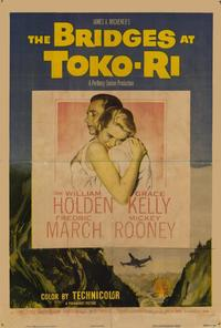The Bridges at Toko-Ri - 27 x 40 Movie Poster - Style A