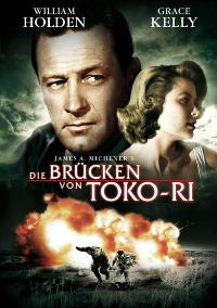 The Bridges at Toko-Ri - 27 x 40 Movie Poster - German Style A
