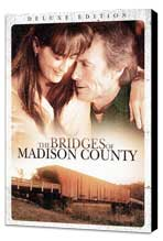 The Bridges of Madison County - 27 x 40 Movie Poster - Style B - Museum Wrapped Canvas