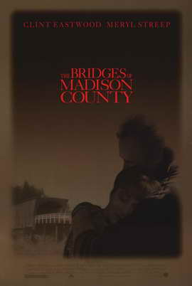 The Bridges of Madison County - 11 x 17 Movie Poster - Style A