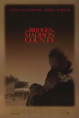 The Bridges of Madison County - 27 x 40 Movie Poster - Style A