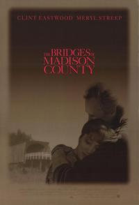 The Bridges of Madison County - 43 x 62 Movie Poster - Bus Shelter Style A