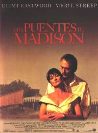 The Bridges of Madison County - 11 x 17 Movie Poster - Spanish Style A