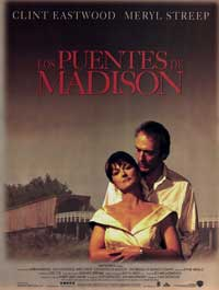 The Bridges of Madison County - 43 x 62 Movie Poster - Spanish Style A