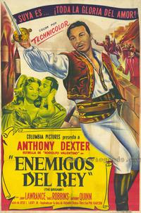 The Brigand - 27 x 40 Movie Poster - Spanish Style A