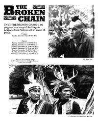 The Broken Chain - 8 x 10 B&W Photo #1
