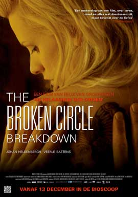 The Broken Circle Breakdown - 11 x 17 Movie Poster - Dutch Style A