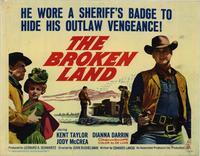Broken Land - 22 x 28 Movie Poster - Half Sheet Style A