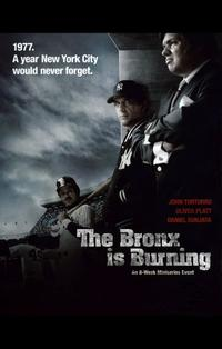 The Bronx Is Burning - 11 x 17 TV Poster - Style A