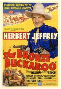 Bronze Buckaroo - 11 x 17 Movie Poster - Style A