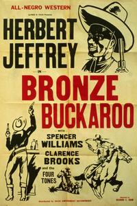 Bronze Buckaroo - 11 x 17 Movie Poster - Style B