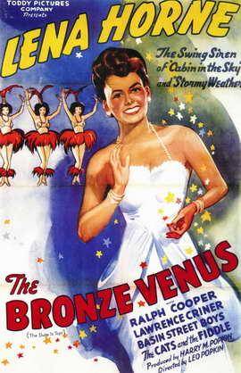 The Bronze Venus - 11 x 17 Movie Poster - Style A