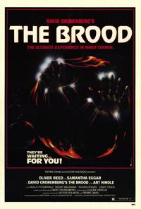The Brood - 27 x 40 Movie Poster - Style A