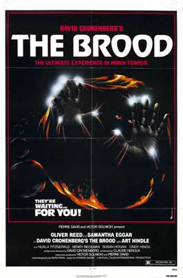 The Brood - 27 x 40 Movie Poster - Style C