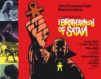 The Brotherhood of Satan - 11 x 14 Movie Poster - Style A