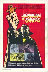 The Brotherhood of Satan - 27 x 40 Movie Poster - Spanish Style A