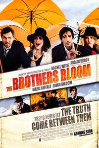 The Brothers Bloom - 43 x 62 Movie Poster - Bus Shelter Style A
