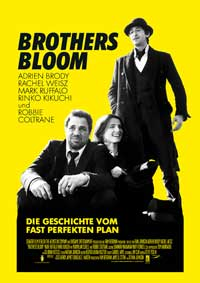 The Brothers Bloom - 27 x 40 Movie Poster - German Style A