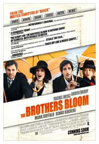 The Brothers Bloom - 11 x 17 Movie Poster - Style C