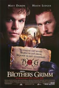 The Brothers Grimm - 11 x 17 Movie Poster - Style A