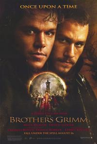 The Brothers Grimm - 11 x 17 Movie Poster - Style F