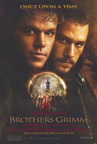The Brothers Grimm - 27 x 40 Movie Poster - Style B