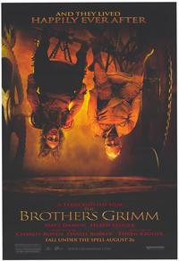 The Brothers Grimm - 27 x 40 Movie Poster - Style D