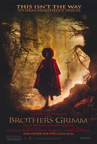 The Brothers Grimm - 11 x 17 Movie Poster - Style D