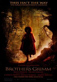 The Brothers Grimm - 43 x 62 Movie Poster - Bus Shelter Style A