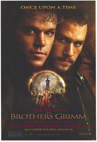 The Brothers Grimm - 43 x 62 Movie Poster - Bus Shelter Style B