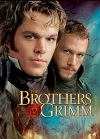 The Brothers Grimm - 27 x 40 Movie Poster - Style G