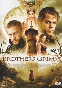 The Brothers Grimm - 11 x 17 Movie Poster - Style H