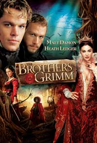 The Brothers Grimm - 27 x 40 Movie Poster - Style H