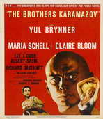 The Brothers Karamazov - 11 x 17 Movie Poster - Style A