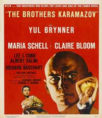 The Brothers Karamazov - 27 x 40 Movie Poster - Style A