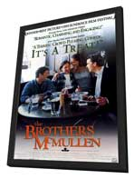 The Brothers McMullen - 11 x 17 Movie Poster - Style A - in Deluxe Wood Frame
