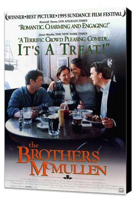 The Brothers McMullen - 11 x 17 Movie Poster - Style A - Museum Wrapped Canvas