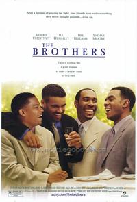 The Brothers - 43 x 62 Movie Poster - Bus Shelter Style A