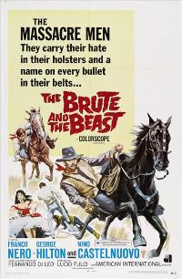 The Brute and the Beast - 43 x 62 Movie Poster - Bus Shelter Style A