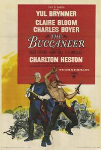 The Buccaneer - 27 x 40 Movie Poster - Style A