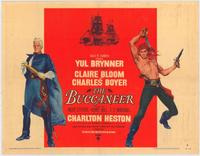 The Buccaneer - 11 x 17 Movie Poster - Style B