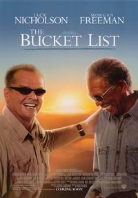 The Bucket List - 43 x 62 Movie Poster - Bus Shelter Style A
