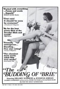 The Budding of Brie - 27 x 40 Movie Poster - Style A