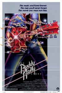 The Buddy Holly Story - 27 x 40 Movie Poster - Style B