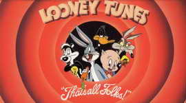 The Bugs Bunny/Looney Tunes Comedy Hour - 11 x 17 Movie Poster - Style A