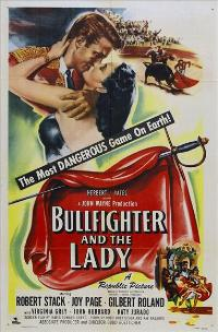 Bullfighter & the Lady - 27 x 40 Movie Poster - Style A
