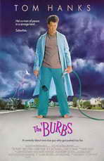 The 'Burbs - 11 x 17 Movie Poster - Style A